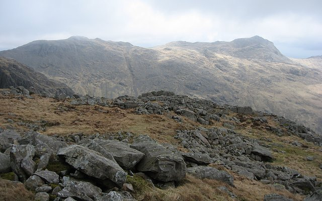 Esk Hause and Esk Pike