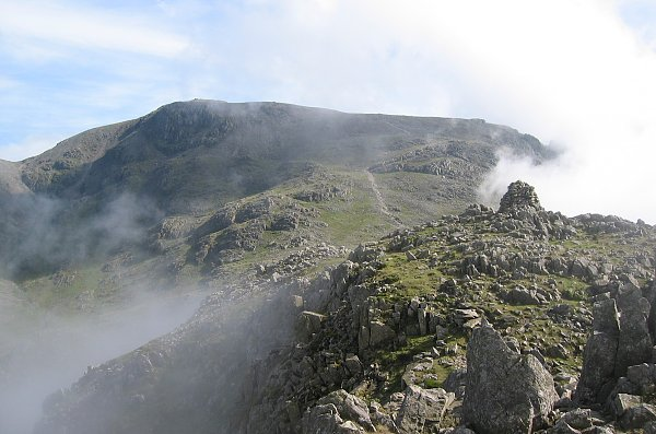 Lingmel and Scafell Pike