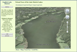 lakes virtual tour