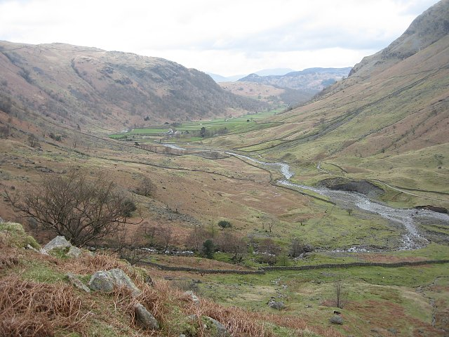 Seathwaite in Borrowdale